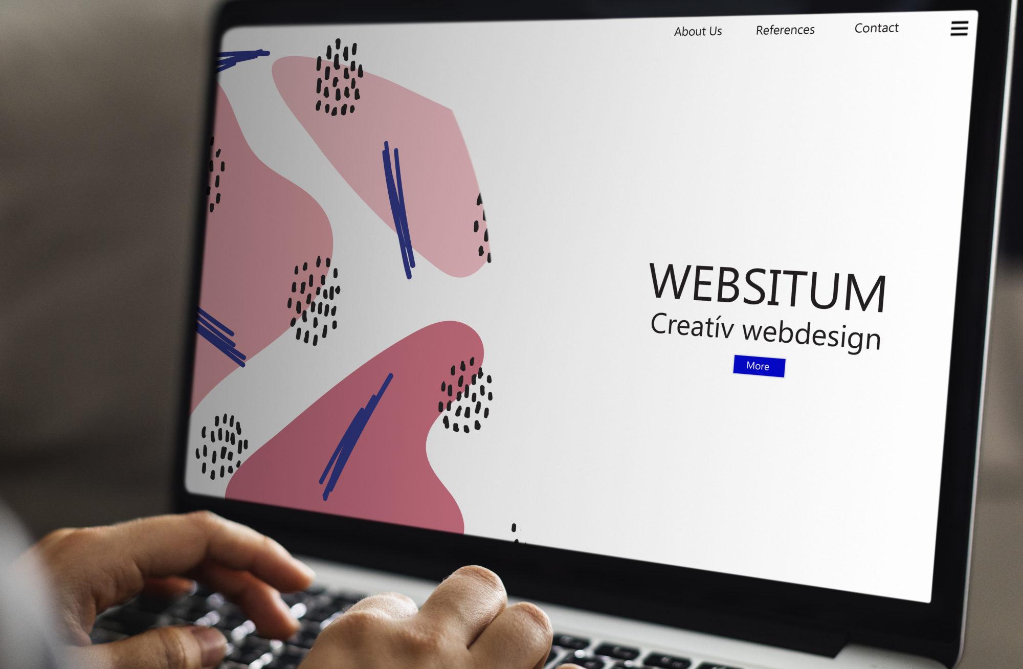 Websitum - Creative webdesign